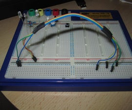 colour coded breadboard jump leads