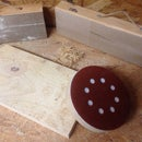 Homemade Sanding Blocks