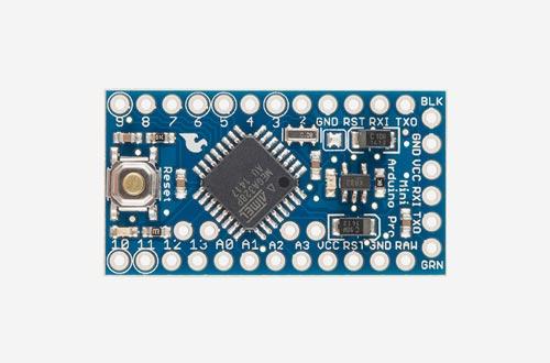 Picture of Program the Arduino Pro Mini