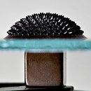 DIY Free ferrofluid (low-quality)