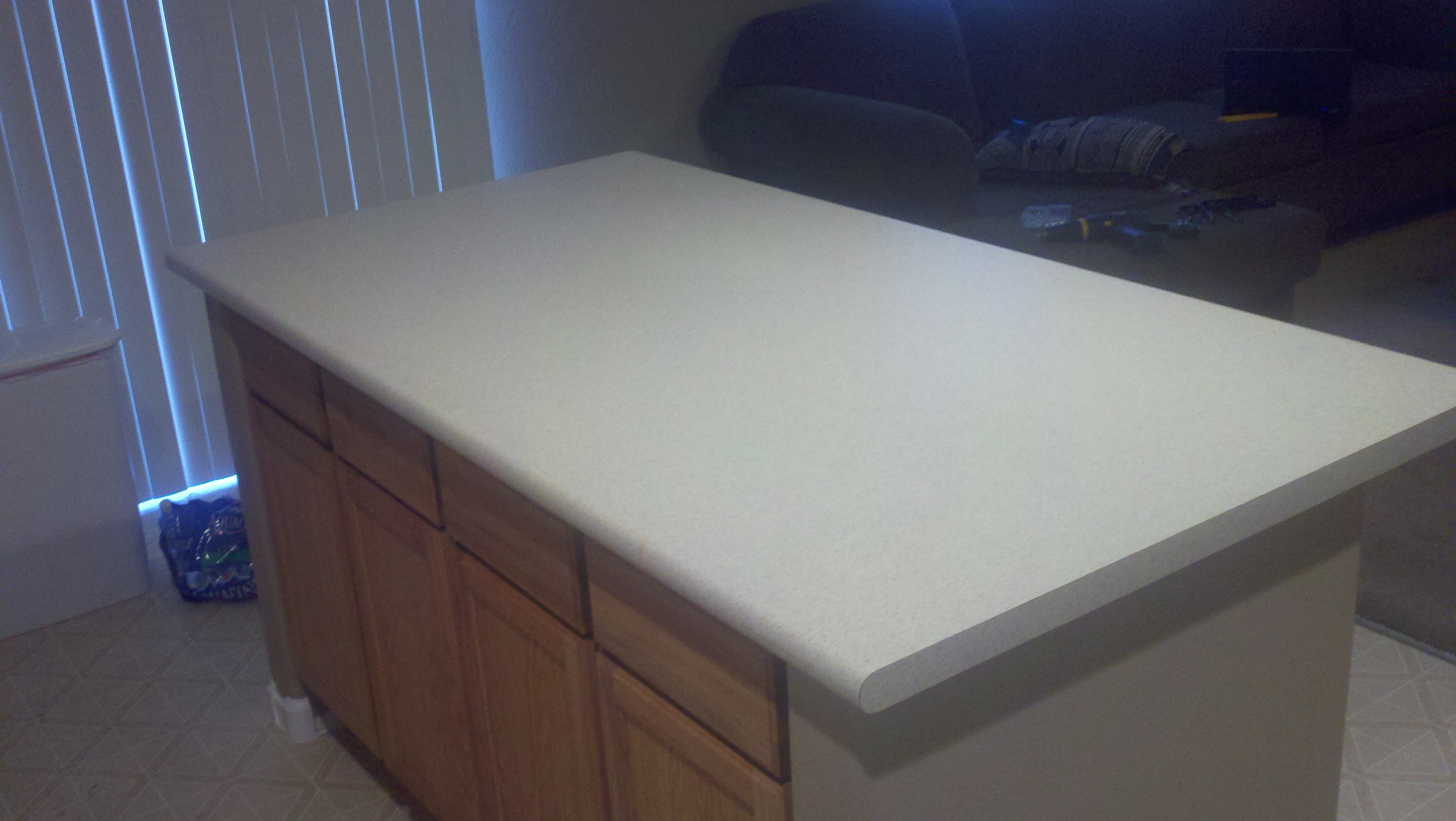 Picture of Custom Kitchen Island