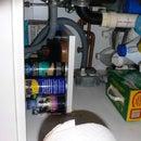 Under-sink storage