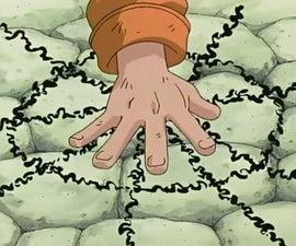 Summoning Jutsu Hand Signs