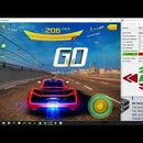 SmartPhone Game Simulator- Play Windows Games Using Gesture Control IMU, Accelerometer, Gyroscope, Magnetometer