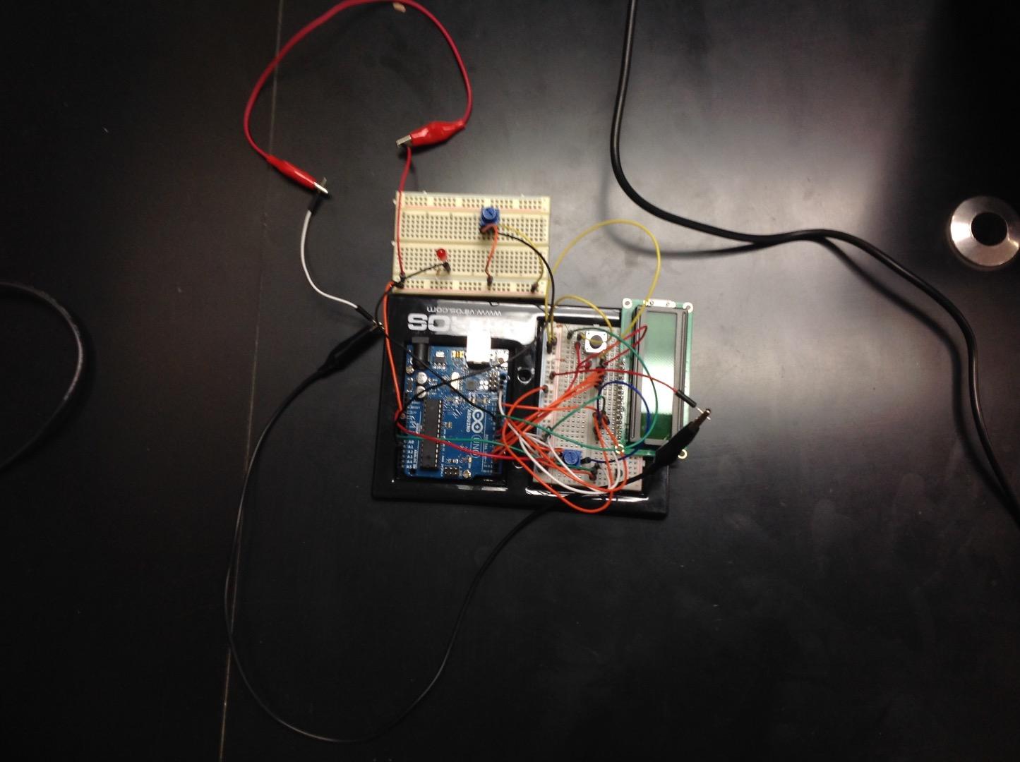 Picture of Arduino Temp Machine