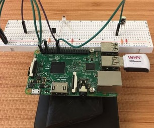 LIRC LabVIEW User Interface for the Raspberry PI