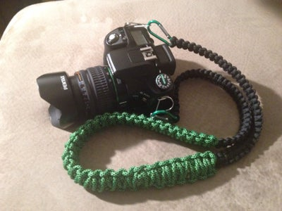 Paracord Camera Neck Strap