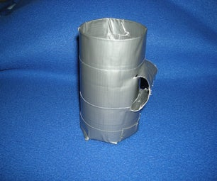 How to Make a Water Bottle Carrier Out of Duct Tape