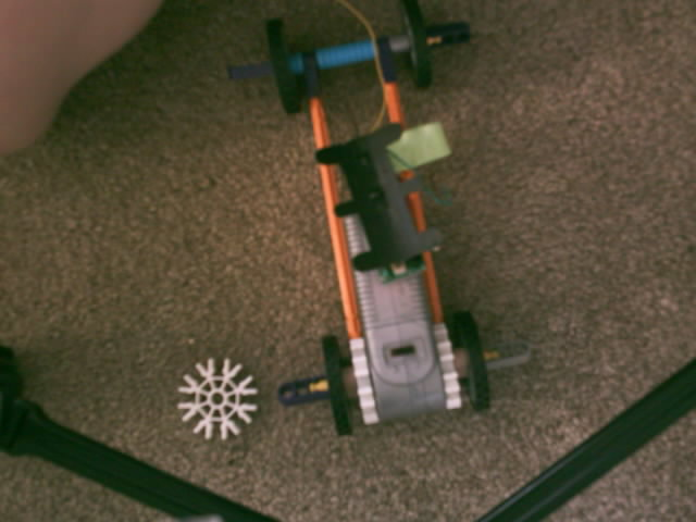 Picture of Knex Remote Controlled Thing