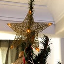 Twinkle Twinkle Christmas LED Tree Star