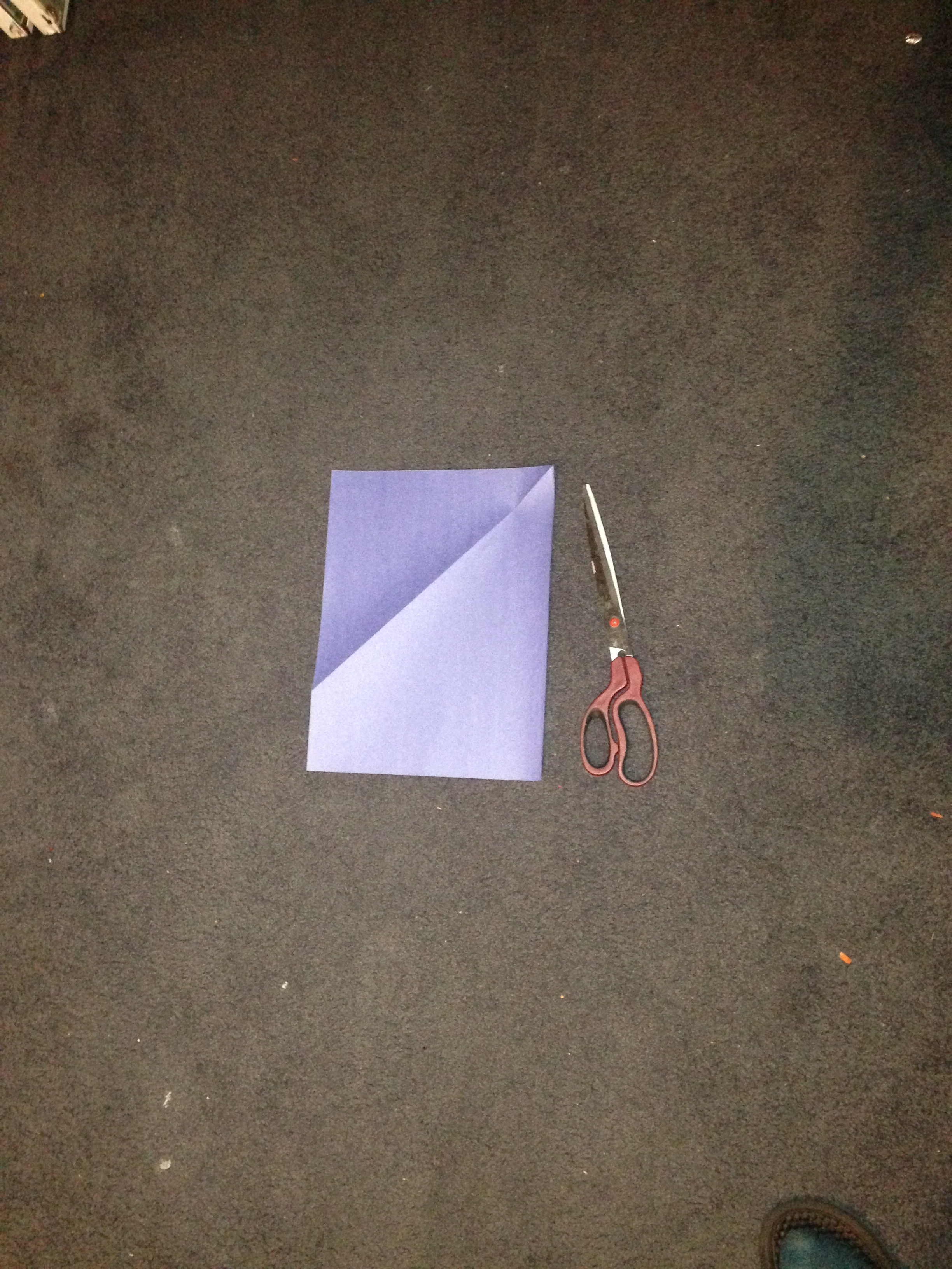 Picture of Paper and Scissors