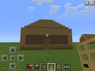 Minecraft Simple House 3 Steps Instructables