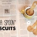 """""""Tea Spoon"""" Biscuits"""