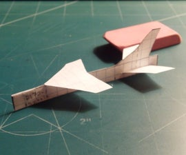 How To Make The Skybolt Paper Airplane