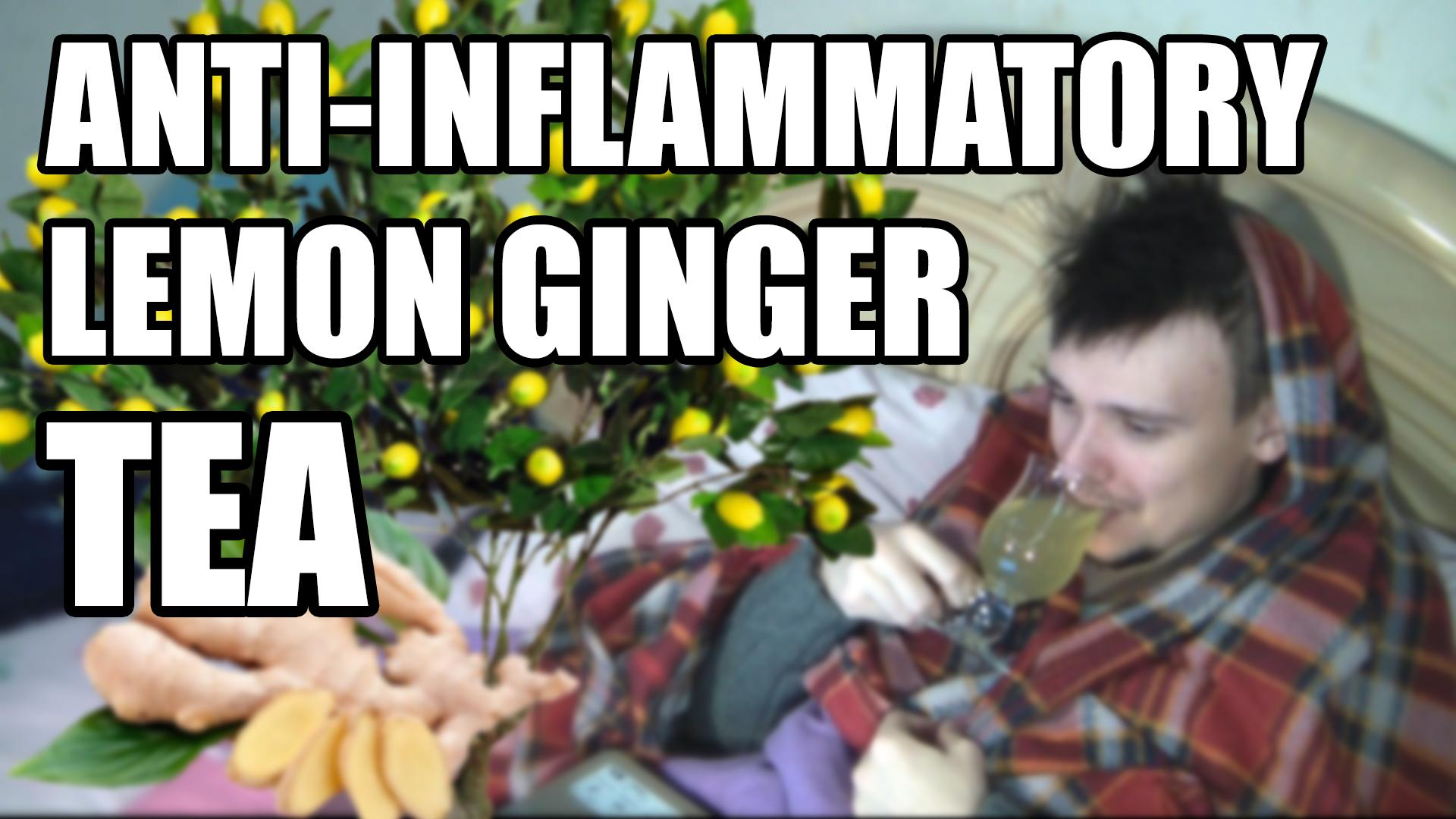 Picture of Lemon Ginger Tea