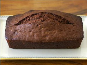 Chocolat Cake  for 2 Persons