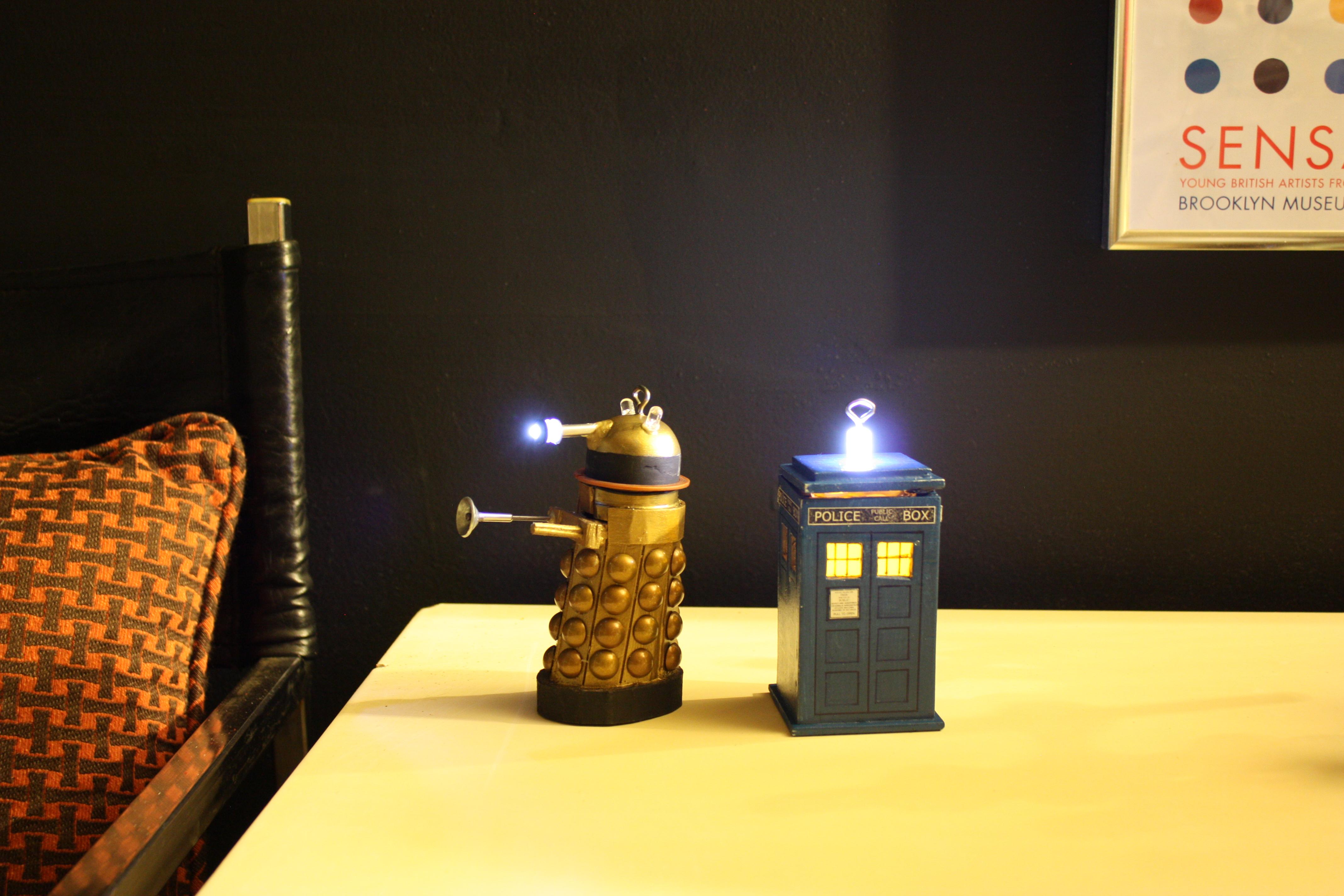 Picture of DIY Dalek Ornament