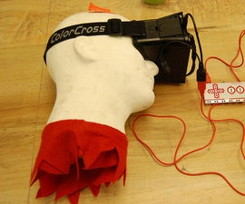 Makey Makey to Android For Google Cardboard Input