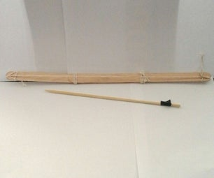 How to Make a Wooden Shortbow