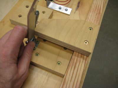 Make the Release Mechanism for the Box
