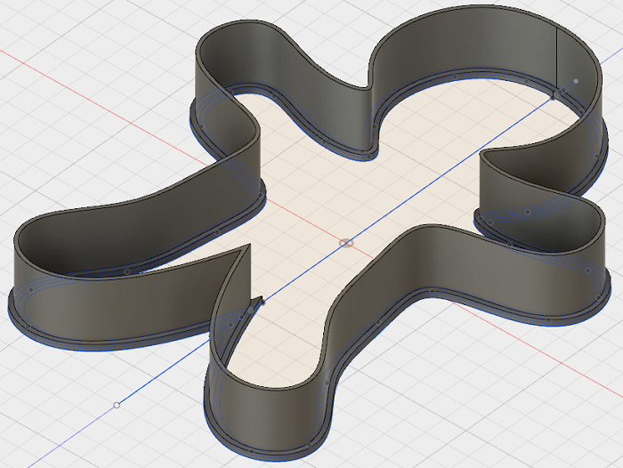 Picture of Extrude the Sketches