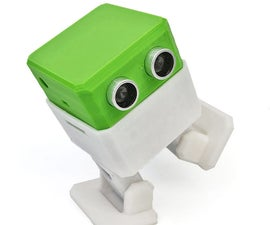 Otto DIY - Build Your Own Robot in One Hour!