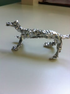 Tinfoil Animal