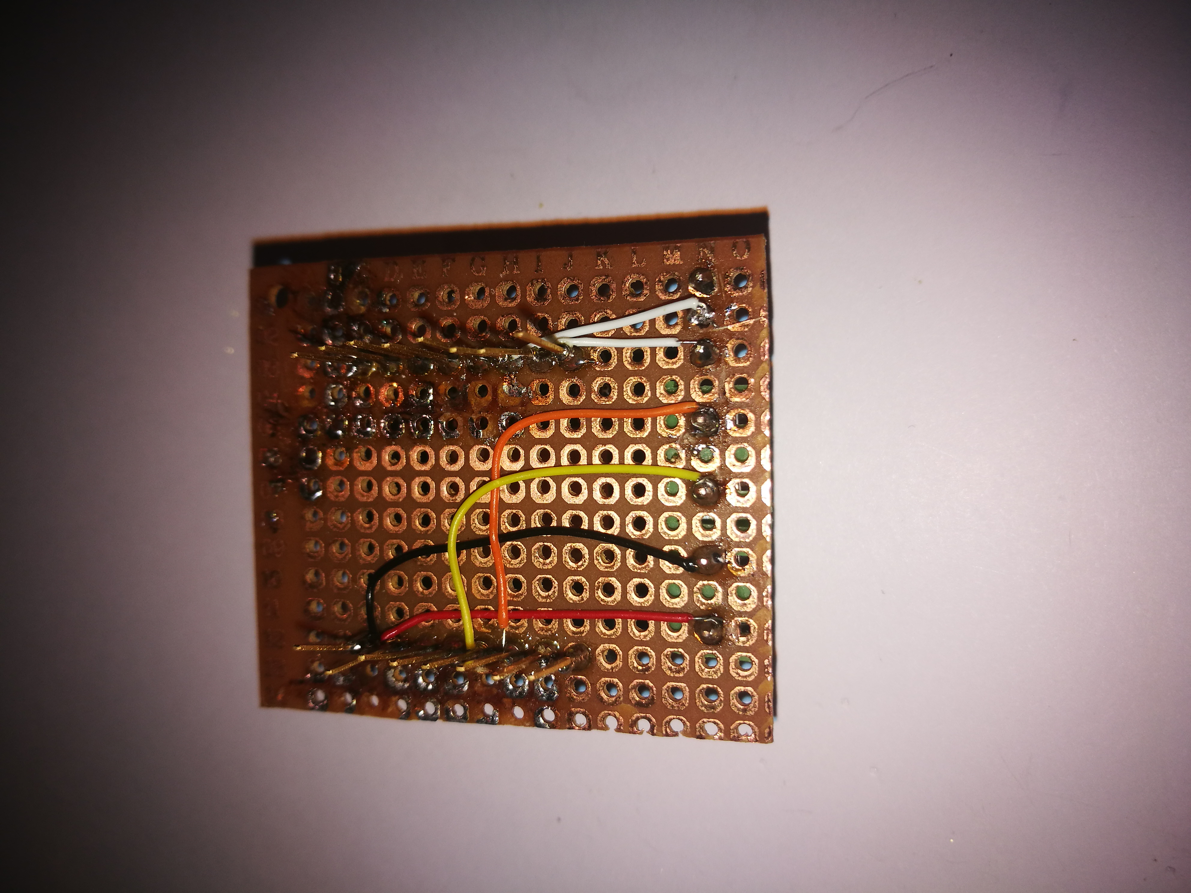 Picture of Assemble the WeMos Interface