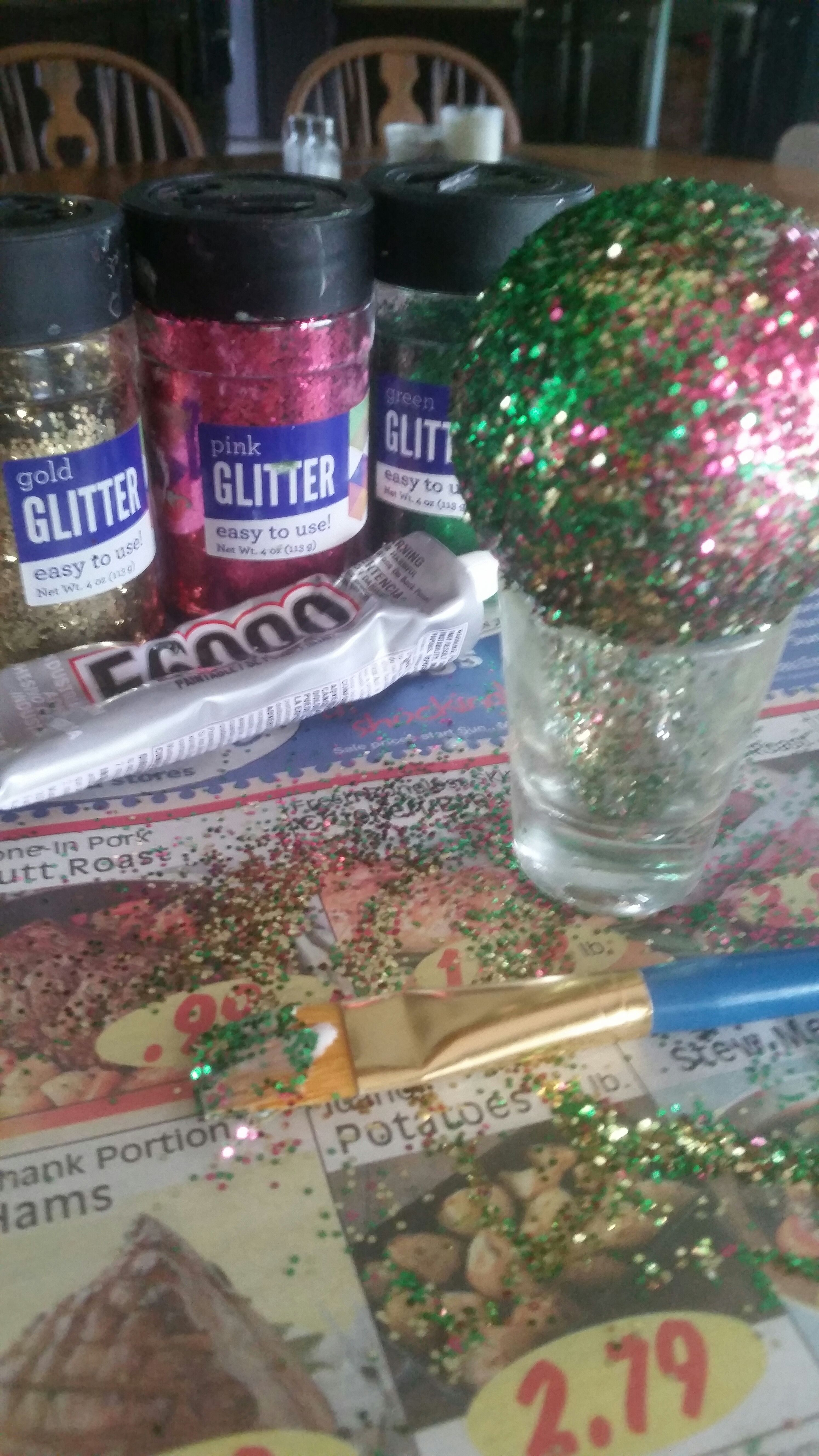 Picture of Glitter Ball