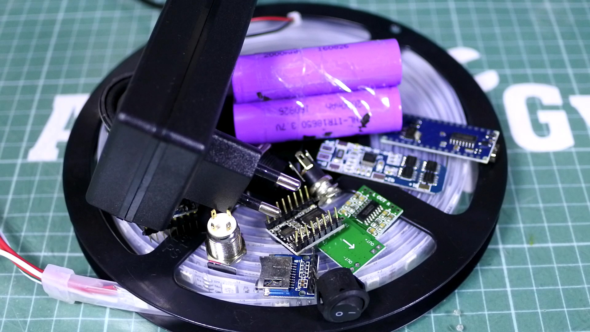 Picture of Materials and Components
