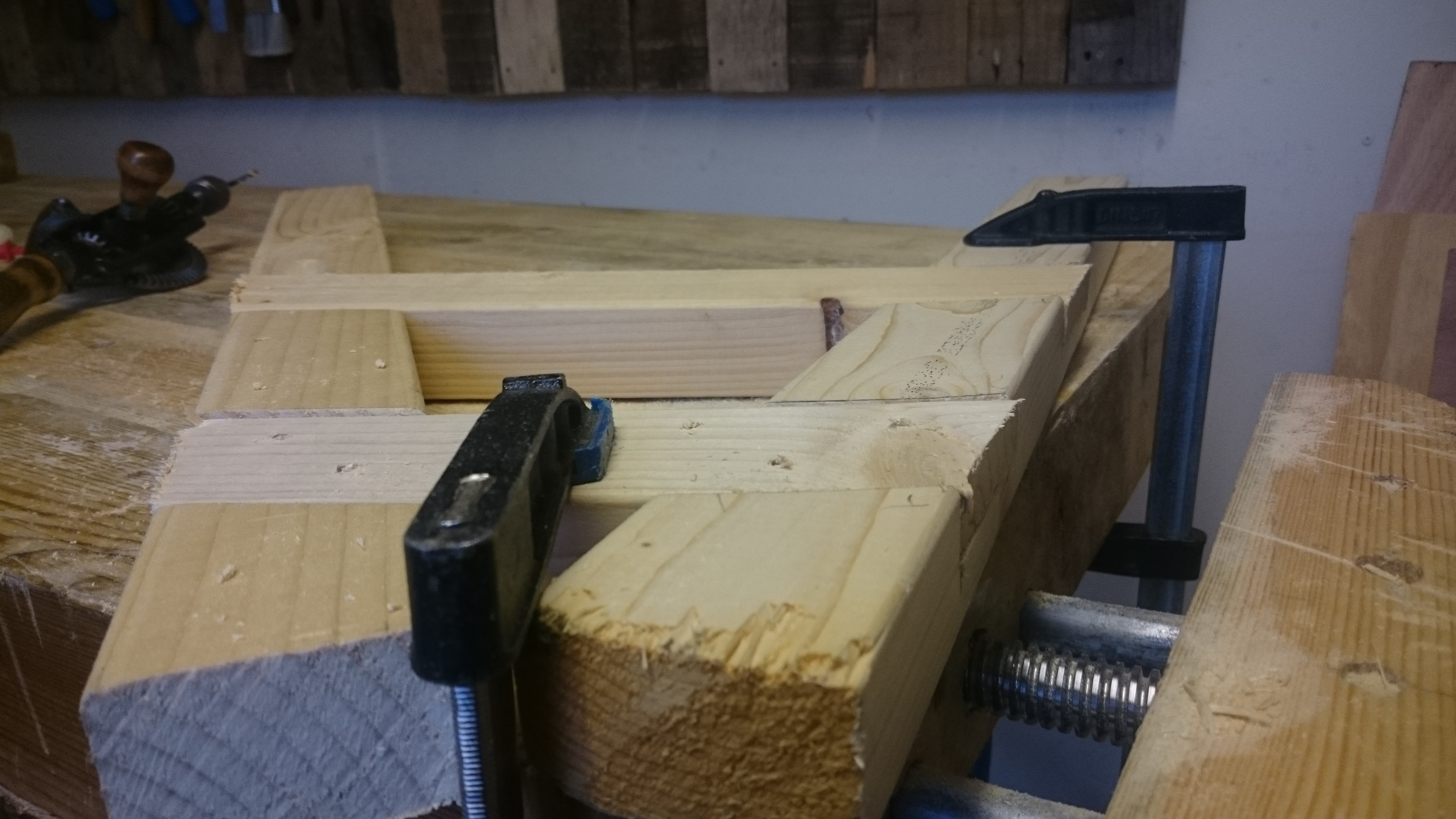 Picture of Drilling, Gluing and Screwing