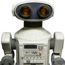 Omnibot 2000 Arm Joint Repair