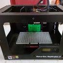 MakerBot Replicator 2 Fast Clean Guide