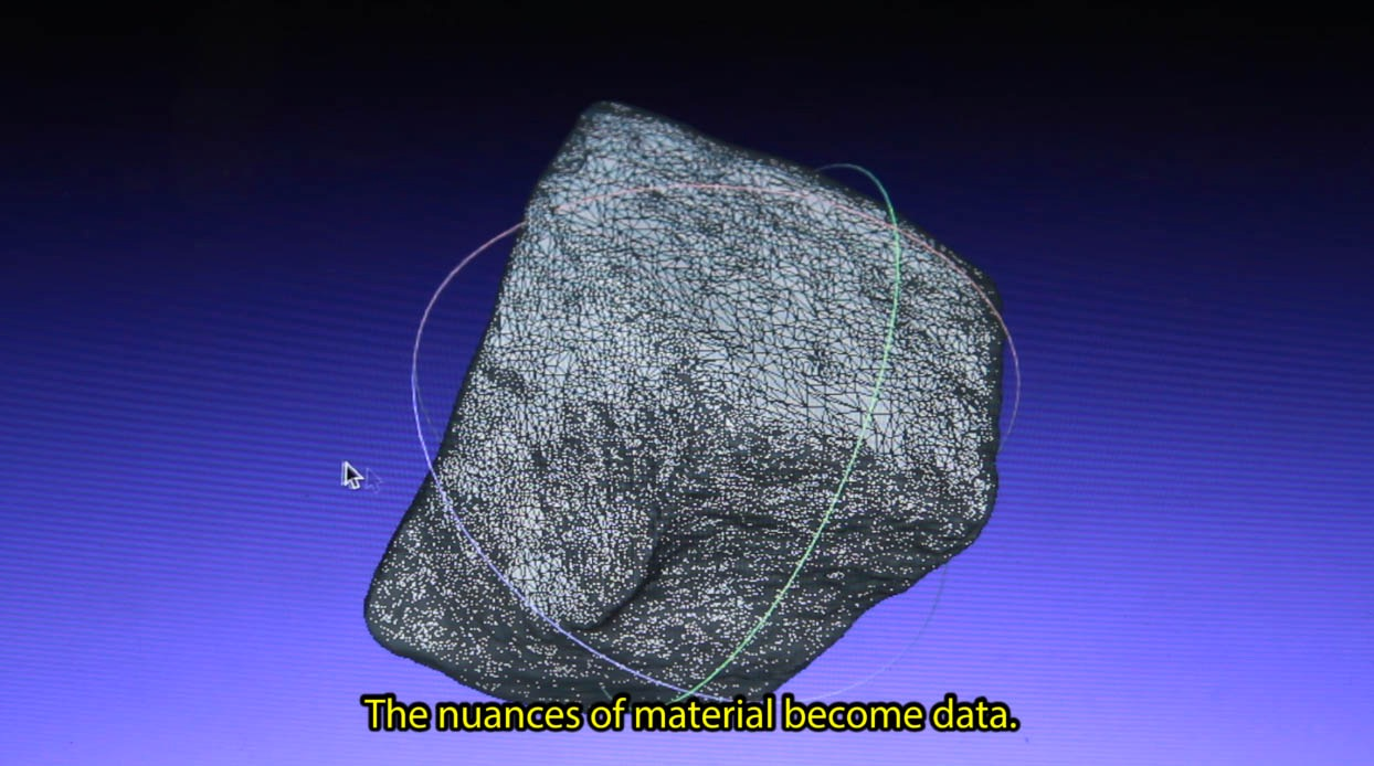 Picture of Curate New Rock Species