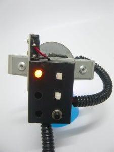 Lamp and Switch Box Mount