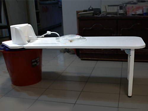 Picture of Colonic Irrigation Board