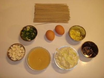 Preparing the Ingredients