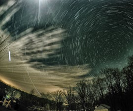 How To: STAR TRAILS