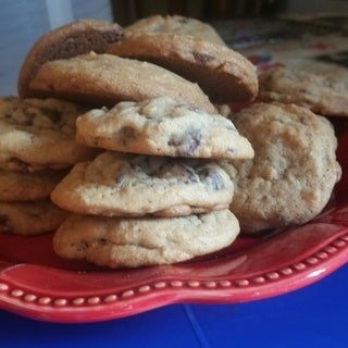 Easy Soft Chewy Chocolate Chip Cookies