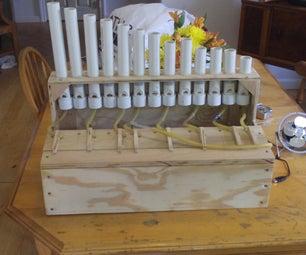 PVC Pipe Organ