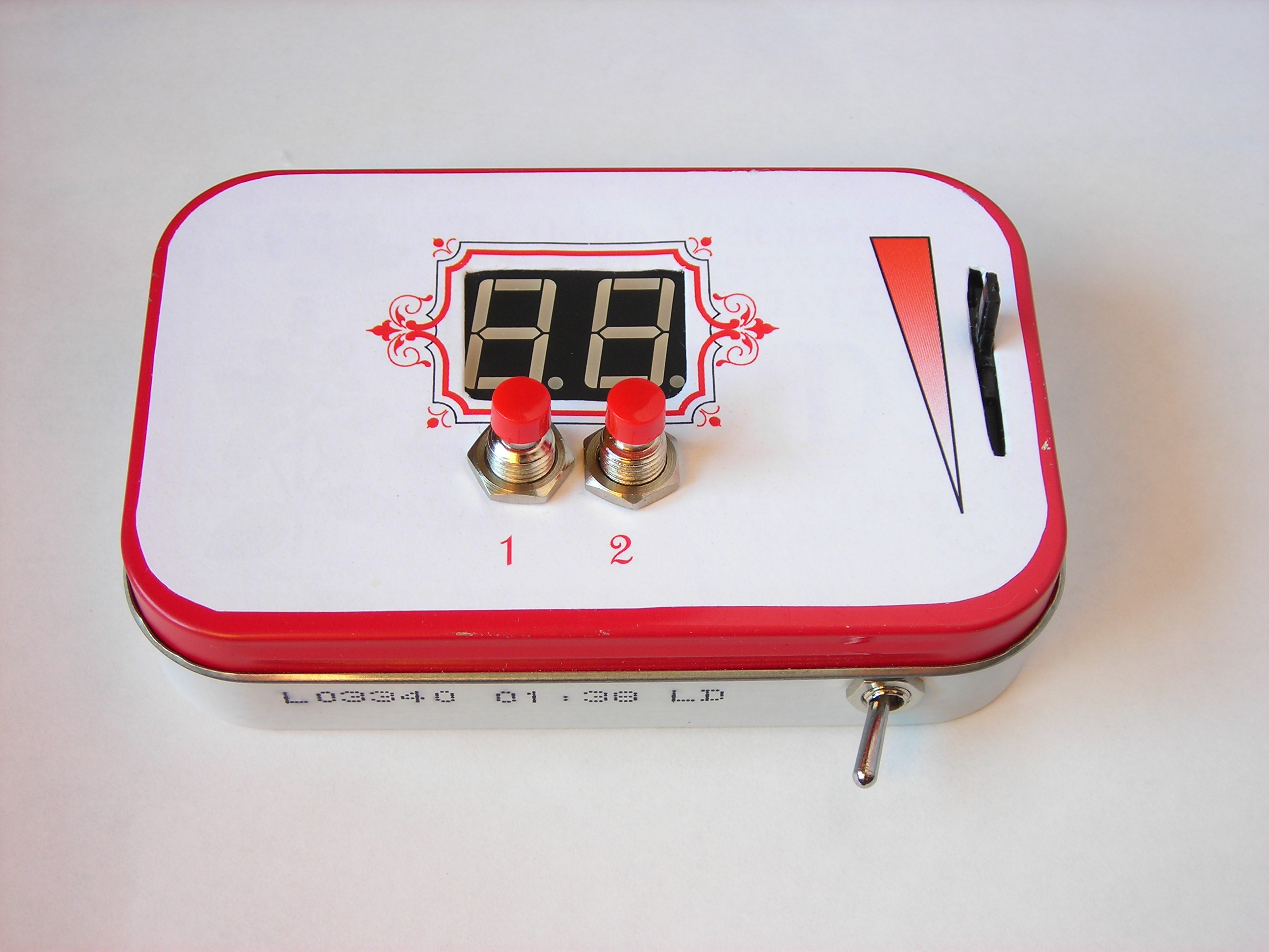 Picture of Multifunction Digital Thermometer