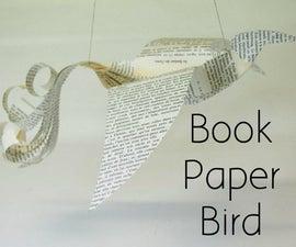 Paper Phoenix Decoration