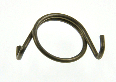 Picture of Fitting Our Replacement Door Lock Springs Land Rover Discovery 1 Range Rover Classic REAR DOORS