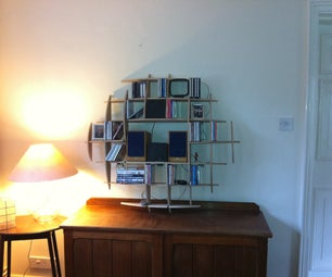 COOL CD RACK