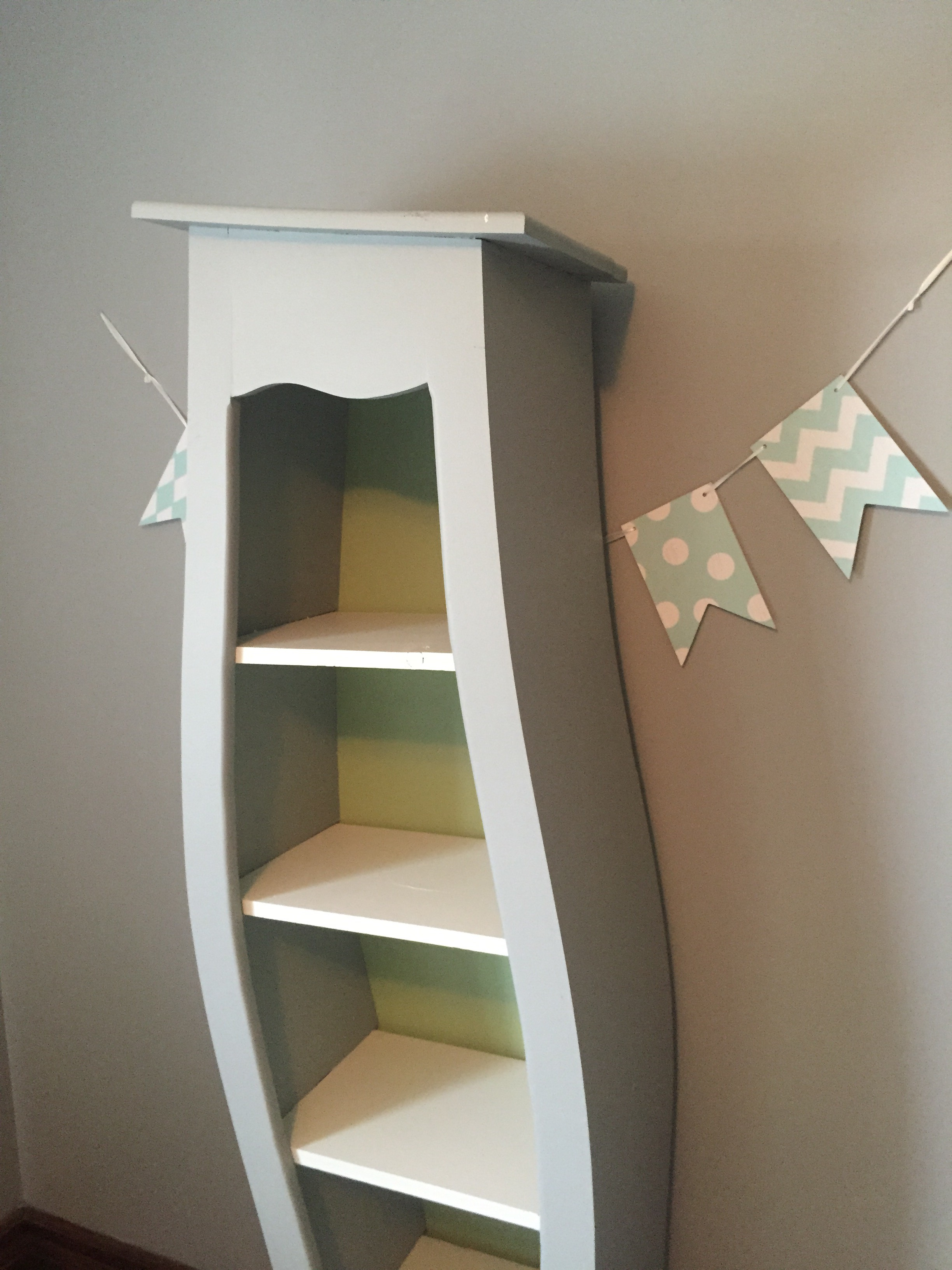 Picture of Dr Seuss Inspired  Bookcase