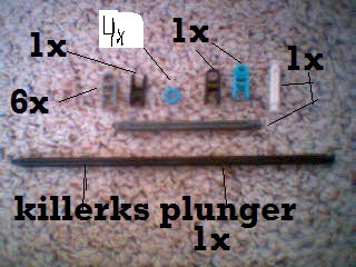 Plunger and Sights