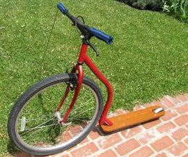 Mountain Bike Scooter