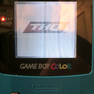 How to Add a Frontlight to Your Gameboy Color