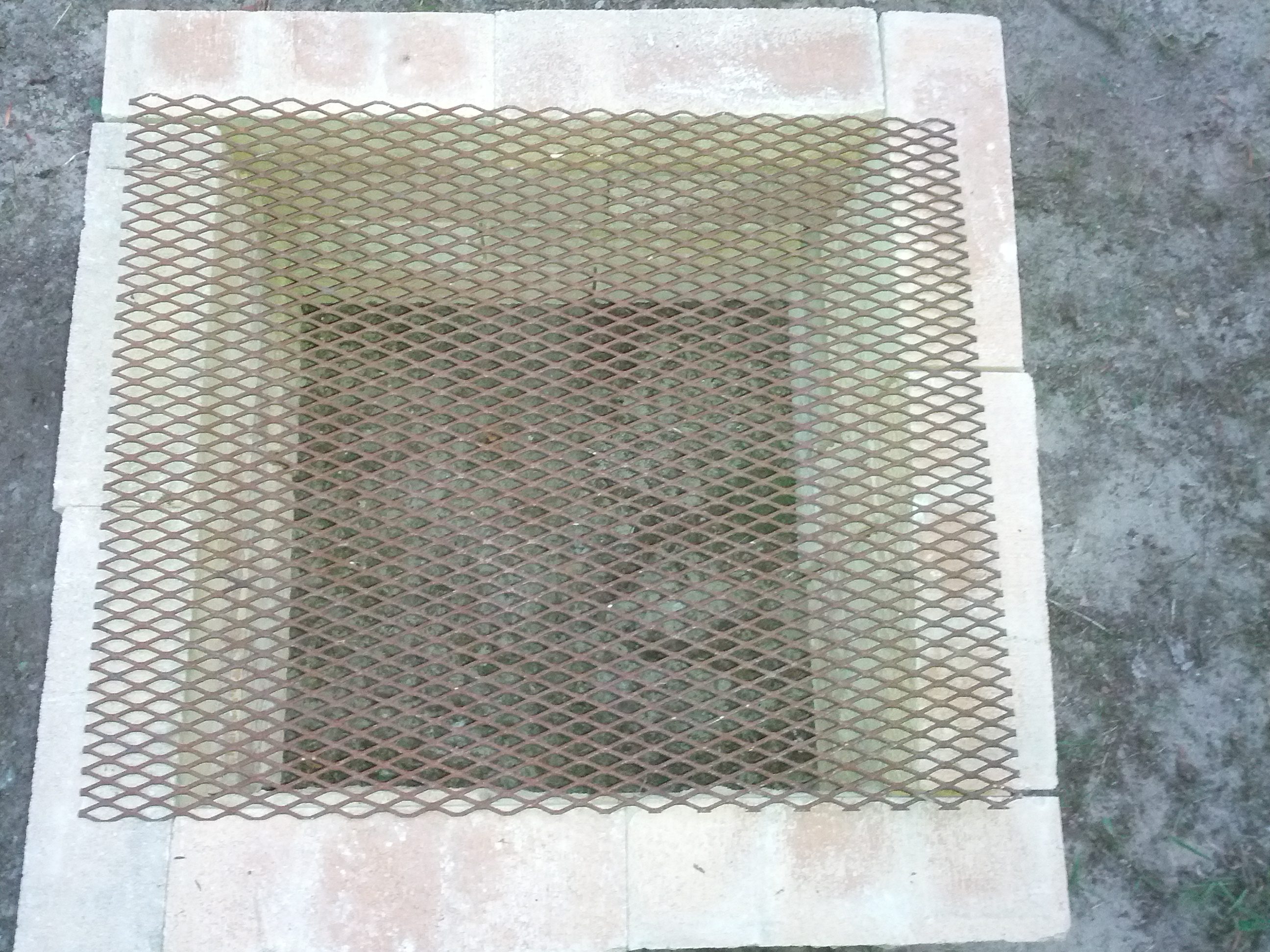 Picture of Adding Your Grate