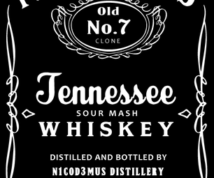 Tennessee Whiskey / Bourbon, Jack Daniels